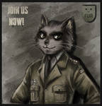 Major General Whiskers