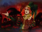 Hellfire by Vogelfreyh