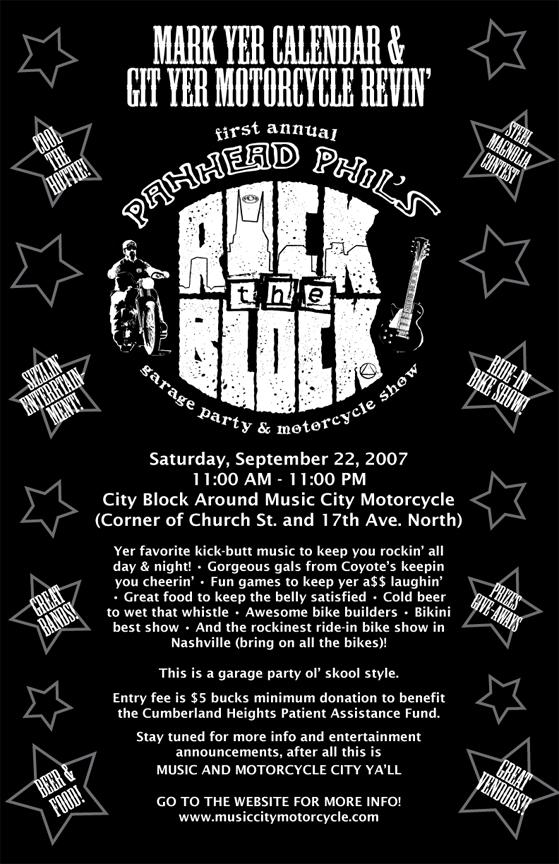 Rock The Block by amyswerld