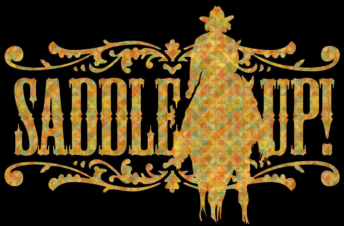 Saddle Up by amyswerld
