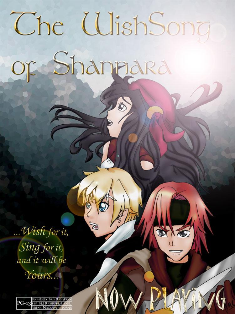 Wishsong of Shannara - Poster by StillJade
