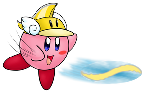 Collab - ZING!: Here's Cutter Kirby