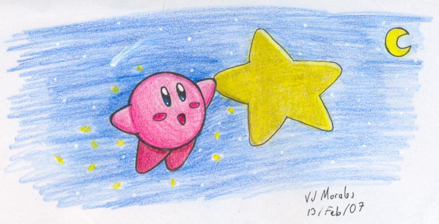 Star traveller by VJMorales