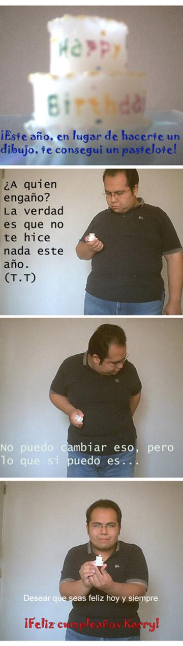 Pastel para mi reina by VJMorales