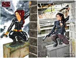 Widow 1 side by side