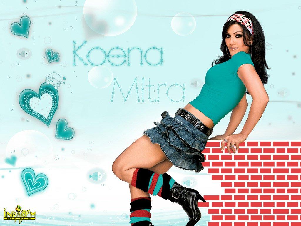 Koena Mitra by indiafm