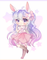 [+ Video] Commission - Marielle Bunny by NikkiLotte