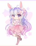 [+ Video] Commission - Marielle Bunny