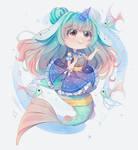 [ CM. ] Little Star Mermaid