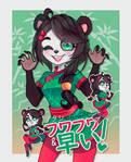 [ FA. ] Yaya Panda