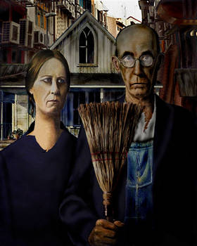 American Gothic Revisited