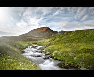 Iceland by MOEYart