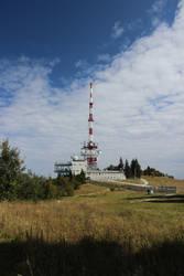 Gaisberg transmitter 1