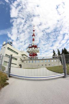 Gaisberg transmitter tower 2