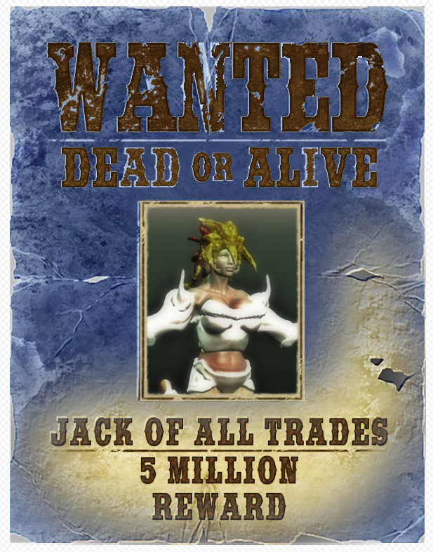 Book cover of JACK OFALL TRADES by DevineShade