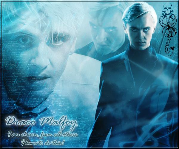 Draco malfoy by ChaosOfNature