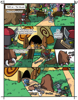 Mission 7: Of Knights and Pawns - Page 4