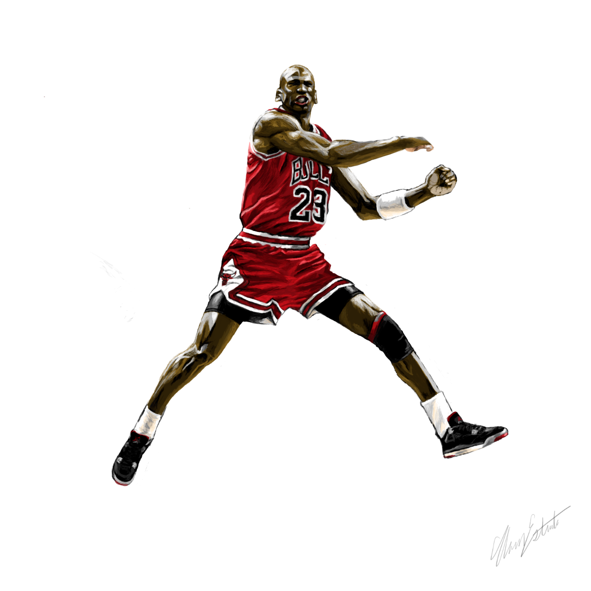 Galerry Michael Jordan by JHillPhD on DeviantArt