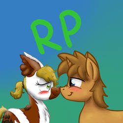 Avatar for the RP with my GF