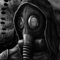 S.T.A.L.K.E.R........ Pripyat by bebo21