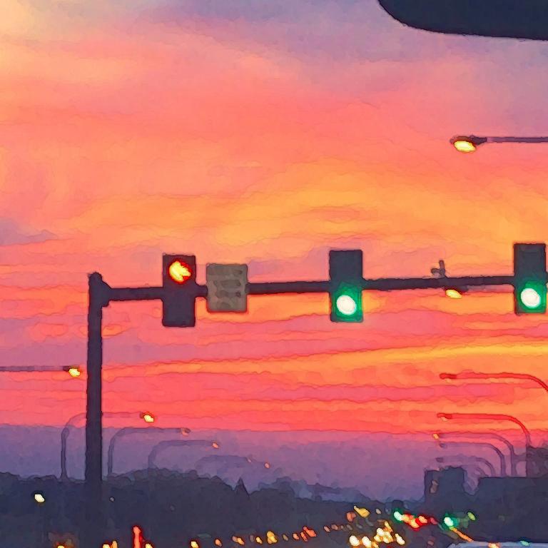Sunset again by TheOfficialLobst