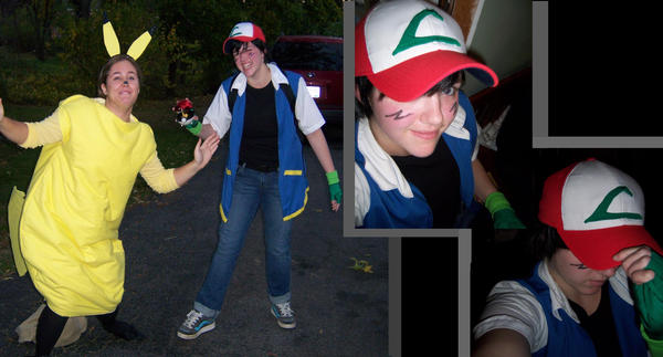 pokemon halloween costume by Scribblekin on DeviantArt