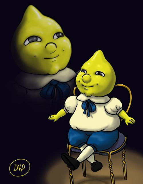Lemon Sweets by Scribblekin
