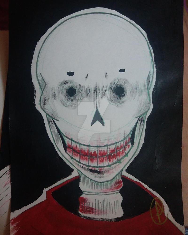 paps horrortale by kidbuuelmejor