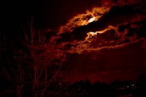 Moon outburst by Dirak