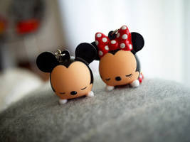 Mickey and Mini by Maria24Smile