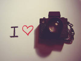 I Love Cameras by Maria24Smile