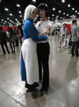 Anime Expo 2013: Sophie and Howl