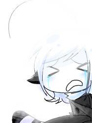 Sad Riru being Sad by kurisquare