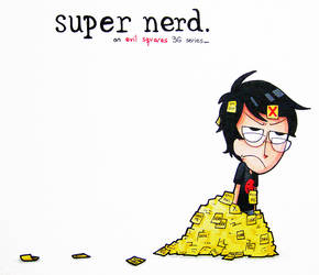 Super Nerd by kurisquare