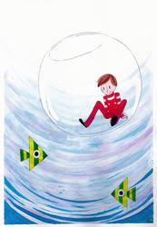 Fishbowl by kurisquare