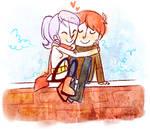 Hugs and whatnot