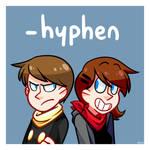 - hyphen