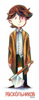 Raskolnikov by kurisquare