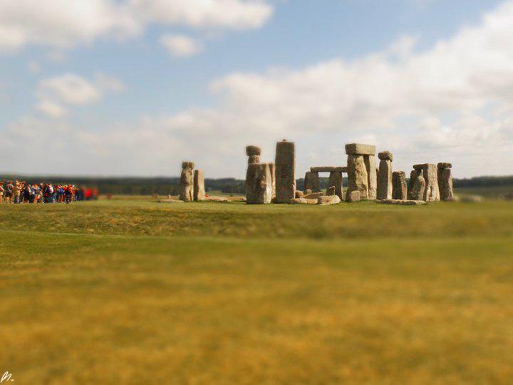 little britian tour: