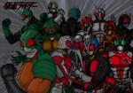 Kamen Riders Reborn