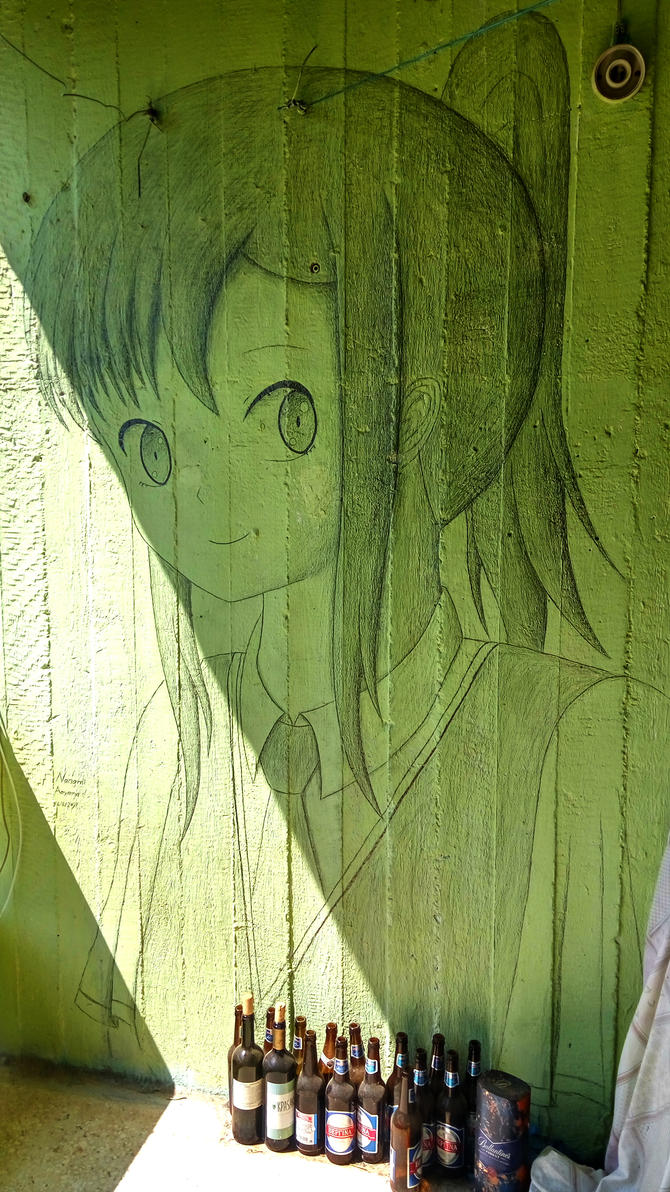 Nanami Ayoama by 17Pounder