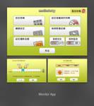 Monitor App UI