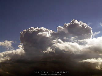 Storm clouds by Pshemo