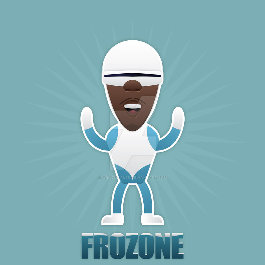 Frozone by WillZMarler