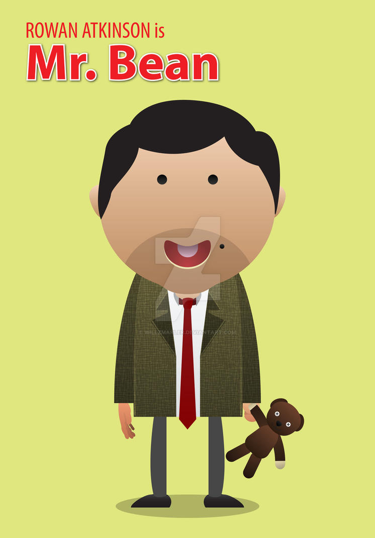 Mr. Bean by WillZMarler