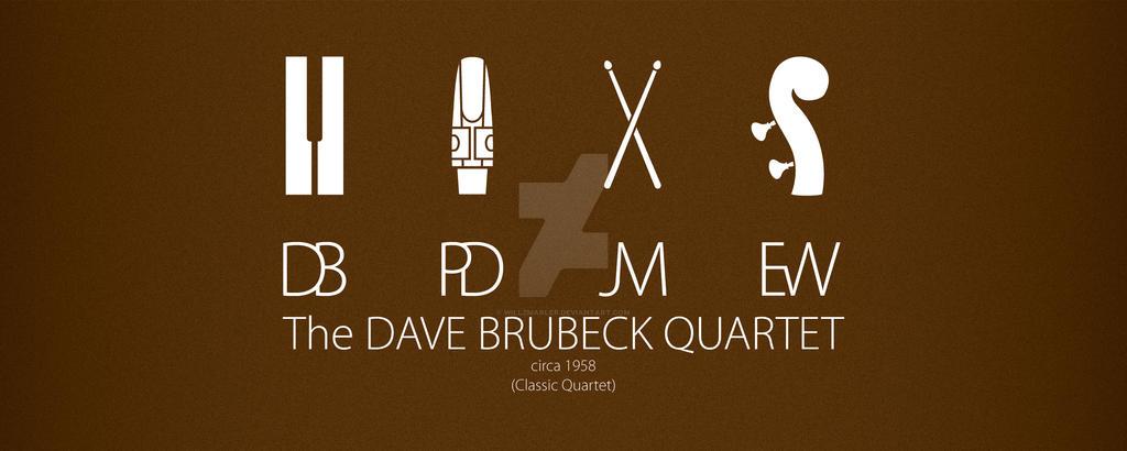 The Dave Brubeck Quartet by WillZMarler