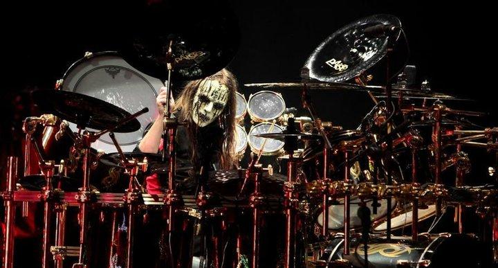 Joey Jordison by FranCFH on DeviantArt  Joey Jordison Drums Wallpaper