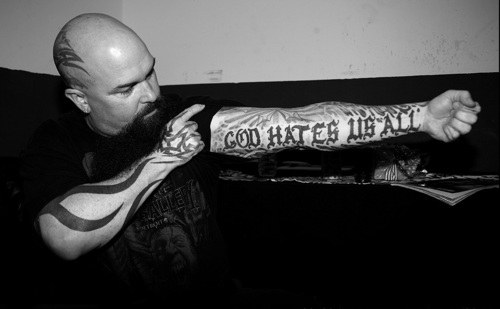 Kerry King tattoo (Paul Booth) by FranCFH on DeviantArt