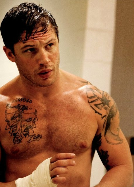 Tom hardy tattoos (Bane) by FranCFH on DeviantArt
