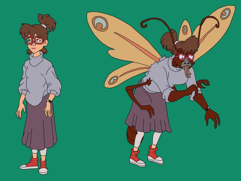 April Mutant Wasp By Lonewarrior20 Deviantart – Migliori Pagine da